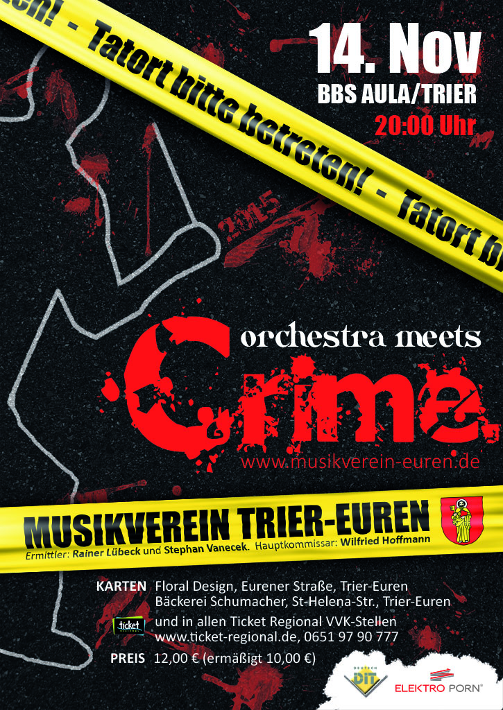 Orchestera meets Crime