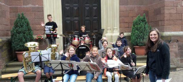 Jugendorchester@ EurenerKirmes2016